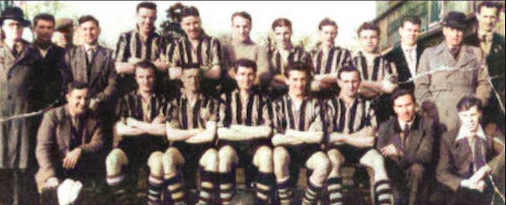 1953 Colliery side