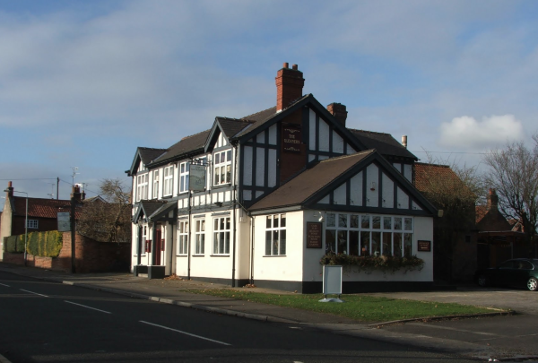 The Gleaners public house (Bonner Lane)
