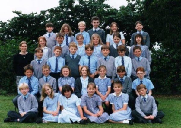 St Wilfrids 1998 Year 6