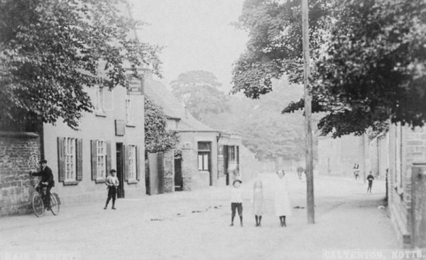 Main Street early 1900s
