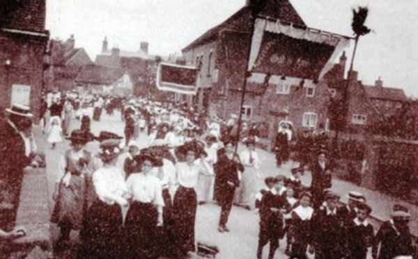 1911 - Sunday School Demo