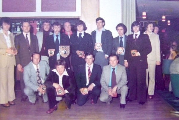 Notts Alliance winners circa 1972
