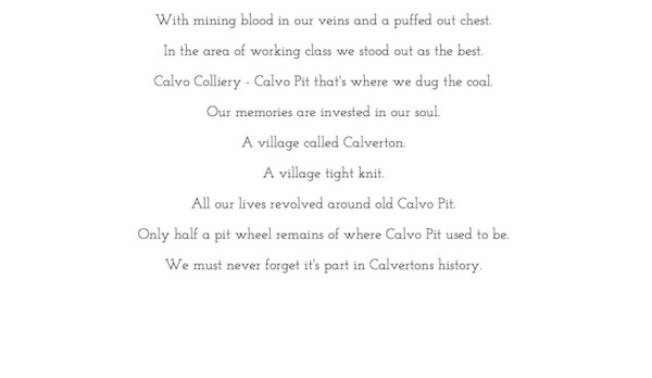 Calvo Pit by Leslie Yates