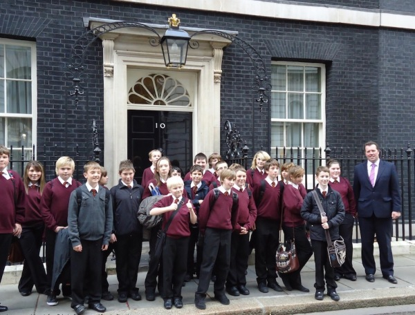 A tour of Downing Street